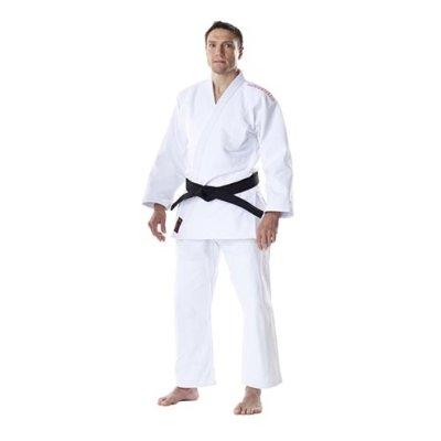 Judo ruha, DAX, Moskito Light, 550g, fehér
