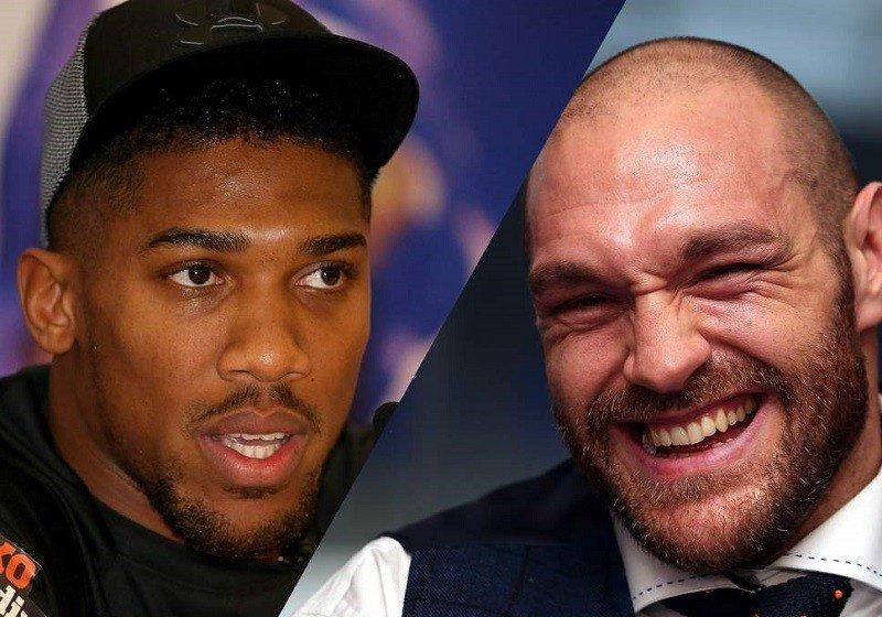 Joshuának jó lesz Tyson Fury is