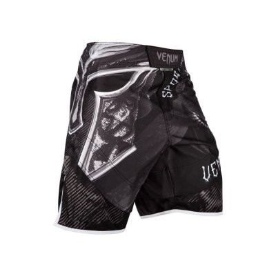 MMA Clothing Venum Gladiator 3.0 Fightshorts - Black/White