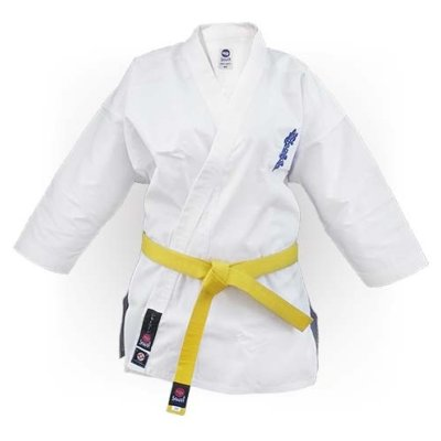 Karate felső, Saman, Kyo Light, fehér