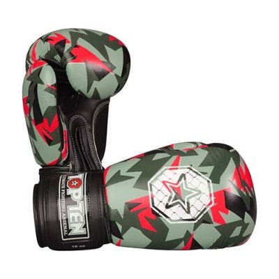 "Boxing gloves, Top Ten, ""Jungle"", black/red"