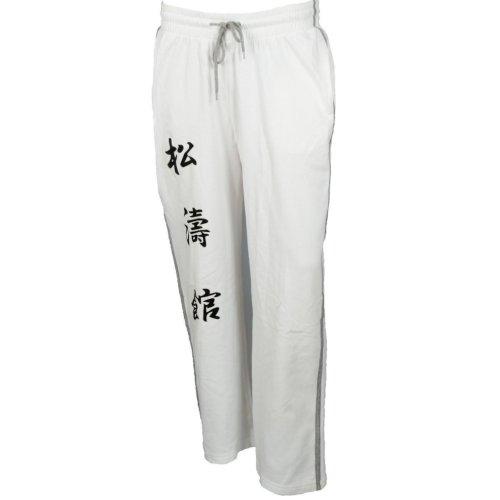 Trainig pants, Hayashi, Kanjin, Fehér szín, XL size