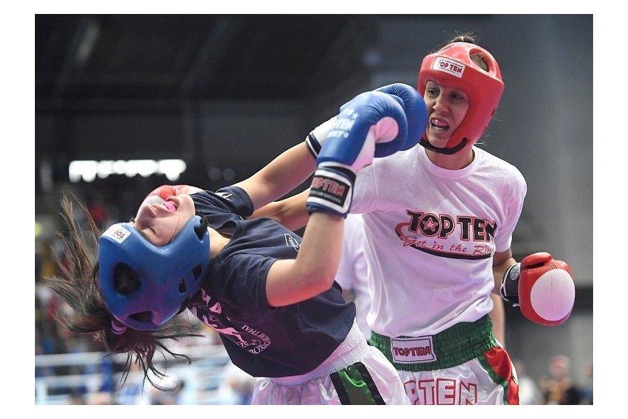 Kick-box Világkupa a női egyenjogúság jegyében