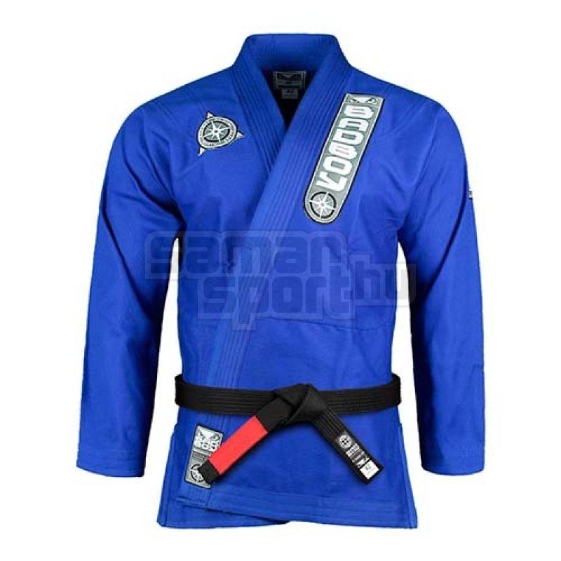 BJJ ruha, Bad Boy North-South, 350g,Training Series, kék