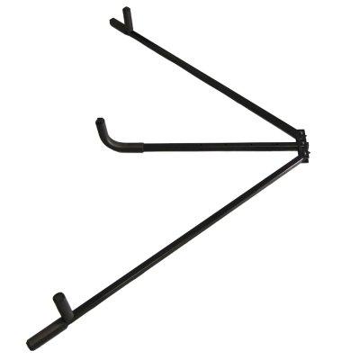 Leg stretcher, Phoenix, metal, black