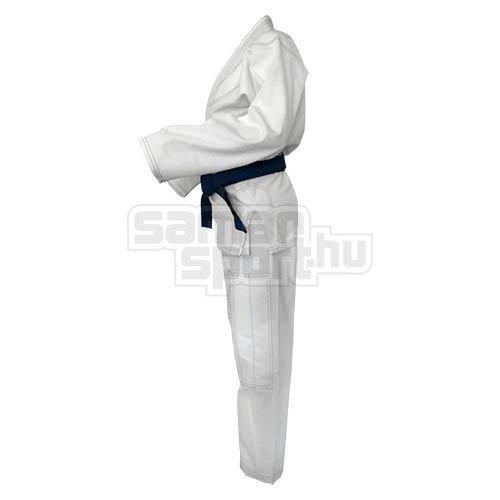 Ju-Jitsu ruha, Saman Kid, 350g, fehér