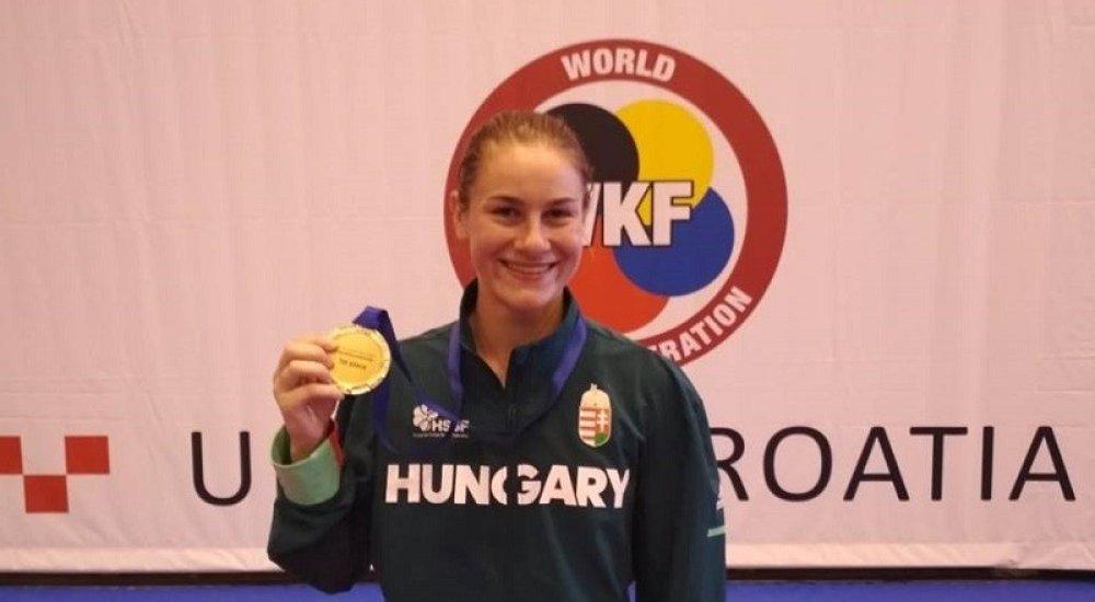 Megvan Magyarország első karatés olimpikonja