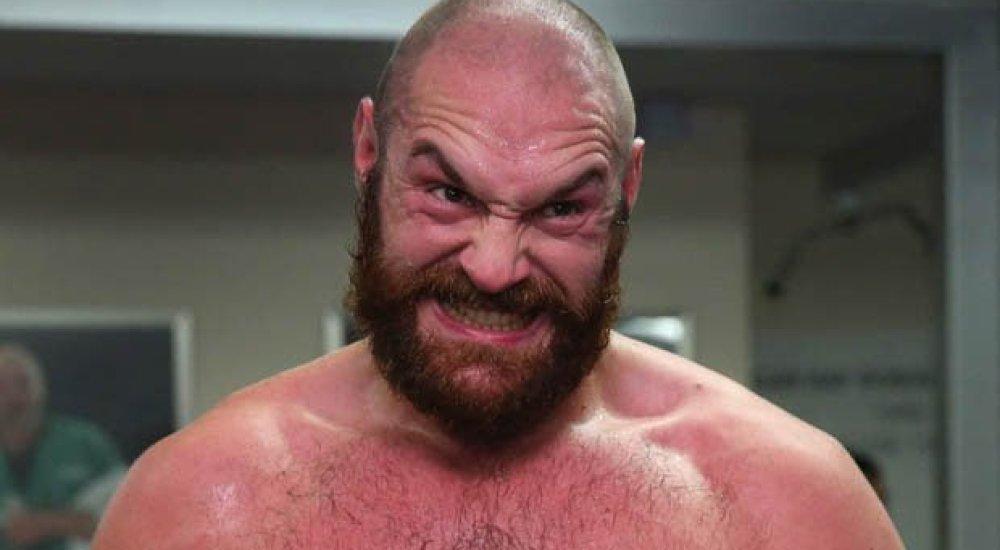 Tyson Fury minden pénzét a rászorulóknak adta