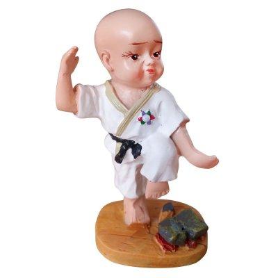 Szobor, Karate baba 5