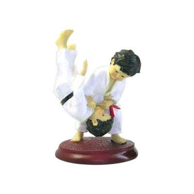 Judo figures, big