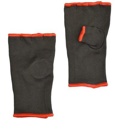 Bandázskesztyű, Phoenix, rugalmas, fekete-narancs