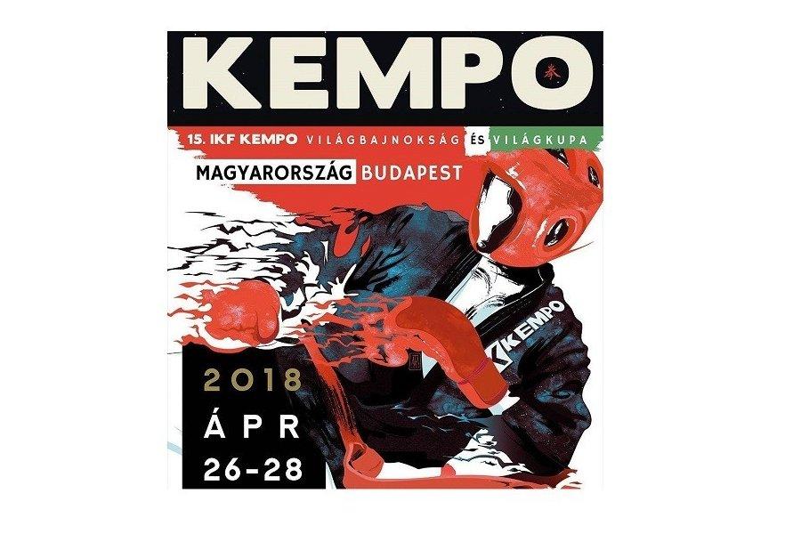 Másfél hét múlva Kempo vb Budapesten