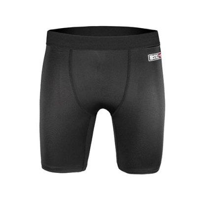 Kompressziós nadrág, X-Train, Bad Boy, rövid, fekete