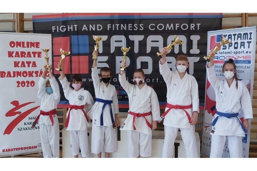 Maximális óvatosság mellett rendeztek karate versenyt