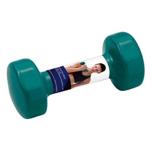 Kézi súlyzó, neoprén, 2,5 kg/db