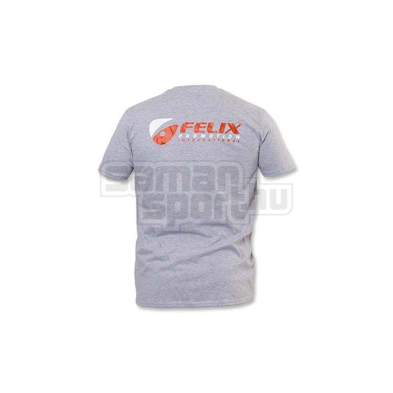 Felix Promotion póló, szürke