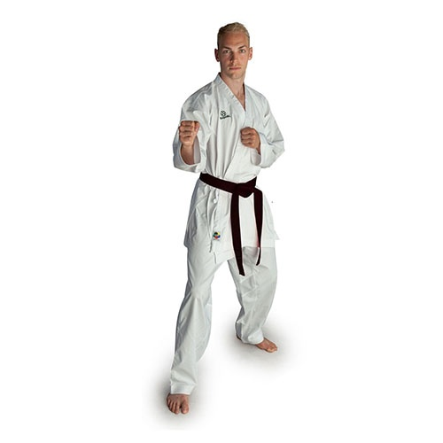Karate ruha, Hayashi, WKF, Kumite Champion Flex, fehér, 190 méret