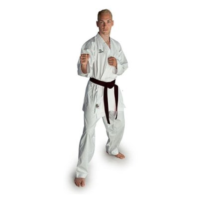 "Karate ruha, Hayashi, WKF, kumite, ""Champion Flex"", fehér"