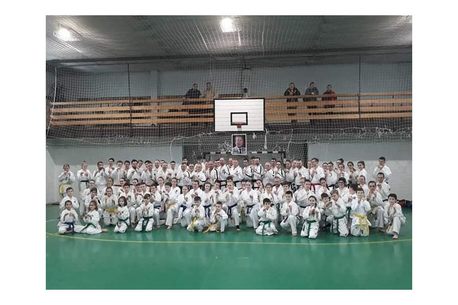 Taekwondo-sok gerendási továbbképzése