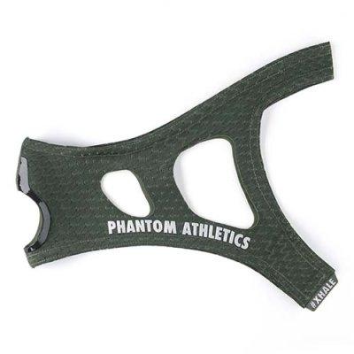 Edzőmaszk Pánt, Phantom, oliva