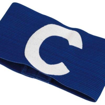 Kapitányi karszalag, kék