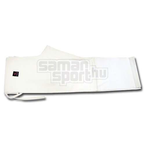 Karate nadrág, Saman, pamut, fehér, 110-150 cm