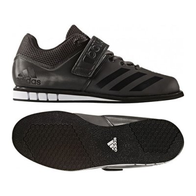 Crossfit shoes / Weightlifting shoes, adidas,  Powerlift 3.1, black