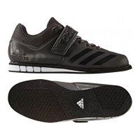 Crossfit cipő, súlyemelő cipő, adidas,  Powerlift 3.1, fekete