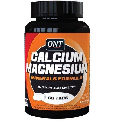 QNT, Calcium & Magnesium Ásványi Formula, 60 tabletta