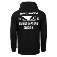 Kapucnis felső, G.P.D, Bad Boy, fekete