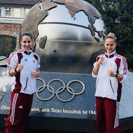 Dupláztak a Busa-nővérek a kick-box világkupán