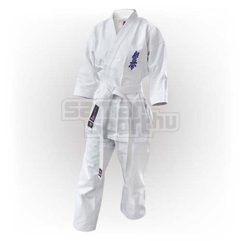 85bf124cf7 Kyokushin Karate ruha, Saman, Basic fehér, vászon | SamanSport.hu