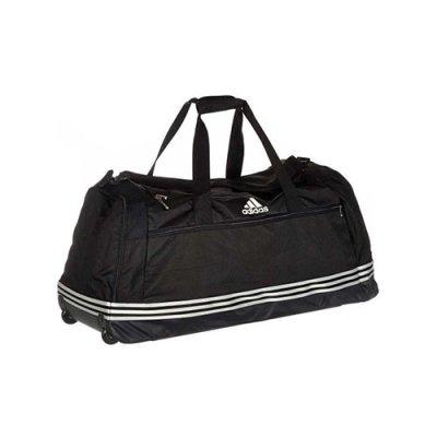 Sporttáska, adidas, G74300 3S T, kerekes, fekete