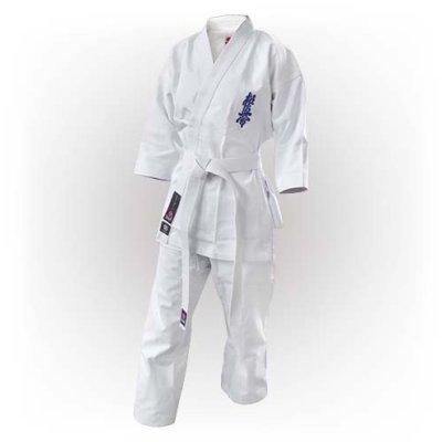 Kyokushin Karate ruha, Saman, Basic fehér, vászon