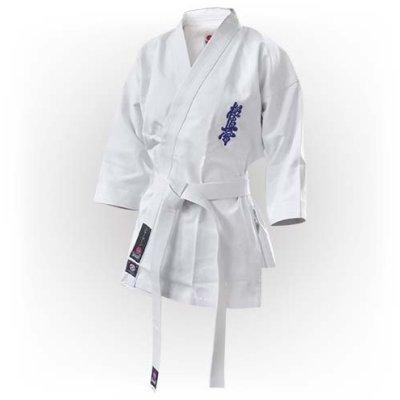 Karate felső, Saman, Kyokushin, pamut, fehér
