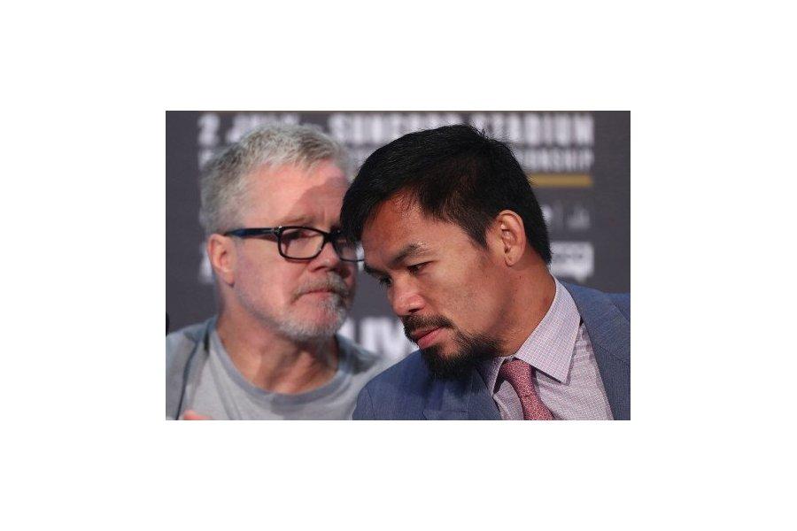 Nagyon elszánt Manny Pacquiao