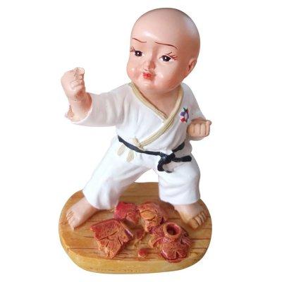 Szobor, Karate baba 3