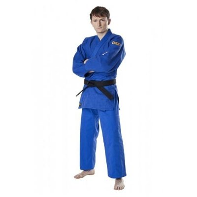 Judo uniform, DAX, Tori Gold, blue