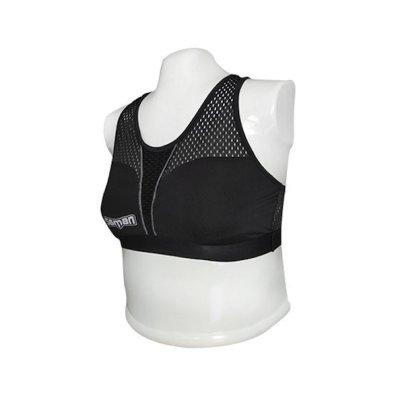 Top for Breast Guard, Cool Guard, black
