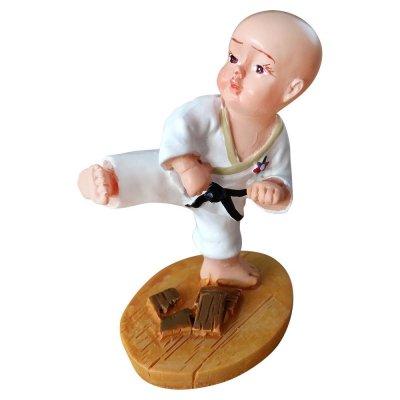 Szobor, Karate baba 6