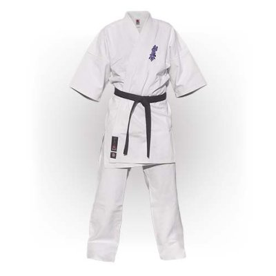 Kyokushin Karate Uniform, Saman, Elite Uniform, white