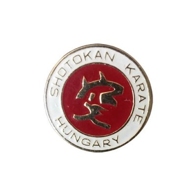 Kitűző, Shotokan Karate, Saman