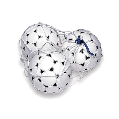 Ball Nets II, for 3 balls