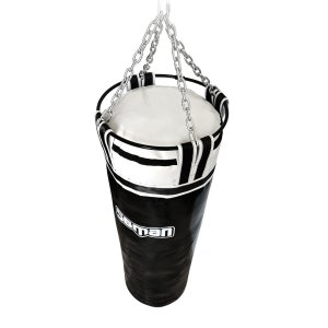 Punching bag, Saman Glorious, PU, with chain