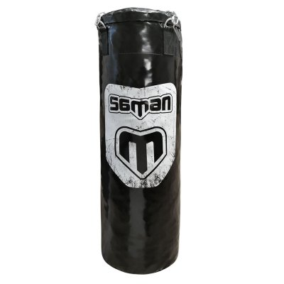 Punching bag, up to 100 cm, Saman Spirit of Fight, PU, with chain