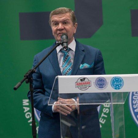 Elhunyt a kick-box világszövetség elnöke