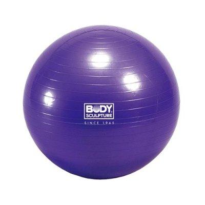 Gym labda, 65 cm, kék